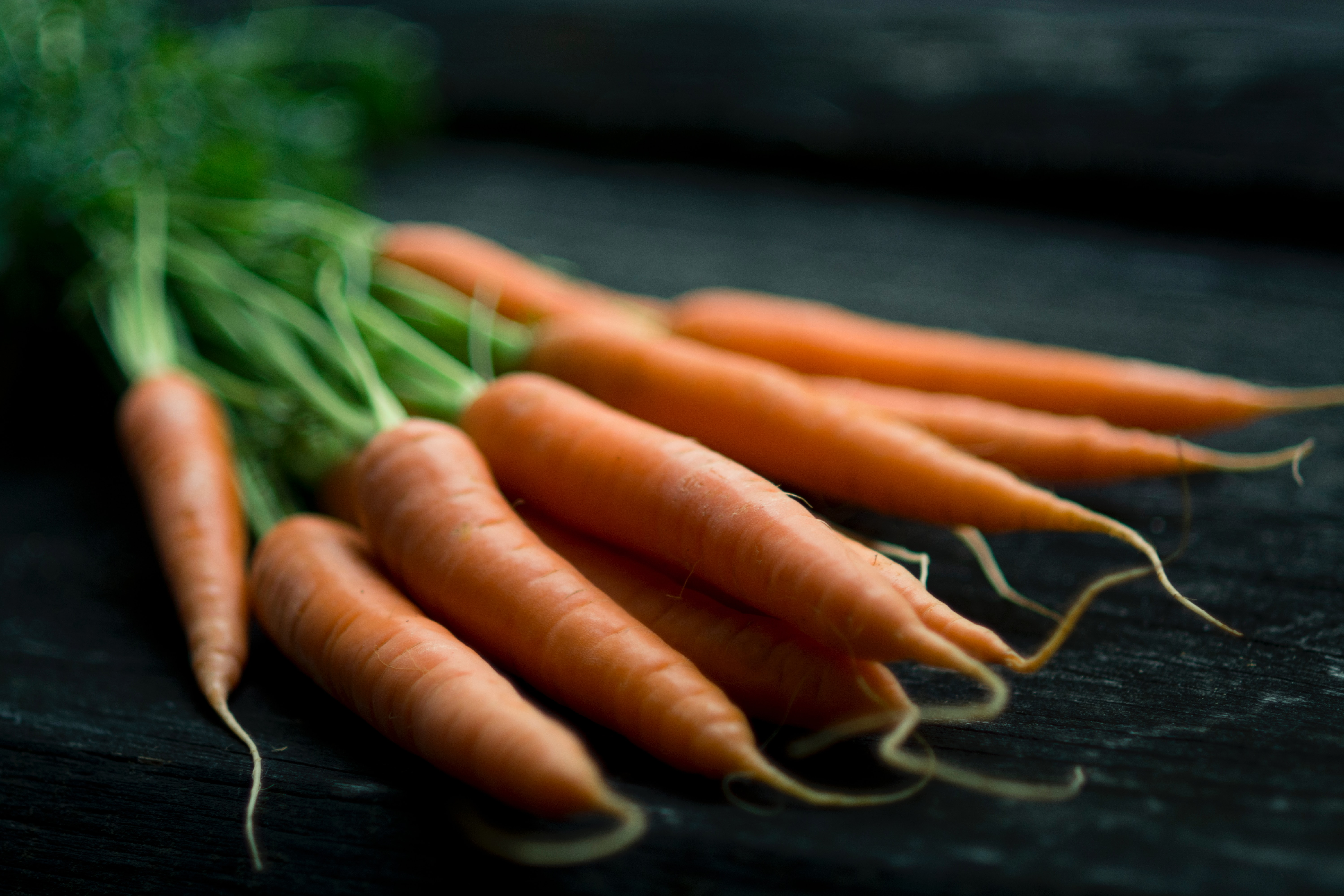 Carrots from whole foods